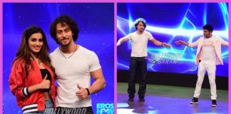 Tiger Shroff, Nidhhi Agerwal promote Munna Michael on The Kapil Sharma Show – Photos
