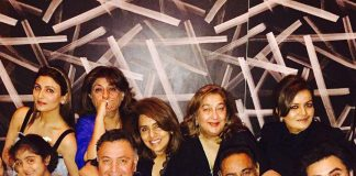 Exclusive footage from Neetu Kapoor's 59th birthday bash!