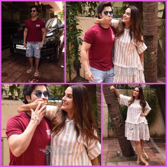 Neha and Varun
