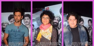 Hrithik Roshan, Kiran Rao and Shruti Haasan grace Raag Desh special screening