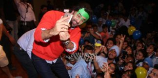 Ranbir Kapoor has fun promoting Jagga Jasoos with kids