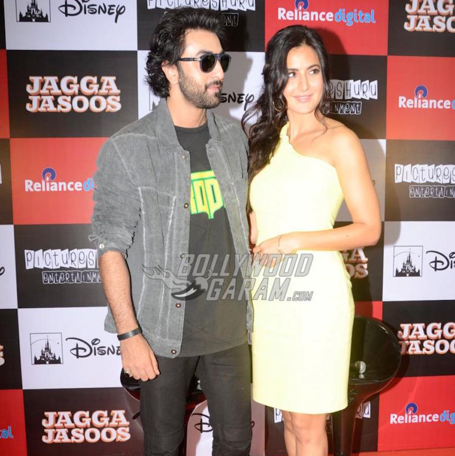 Jagga Jasoos: Ranbir Kapoor and Katrina Kaif get a gift from someone