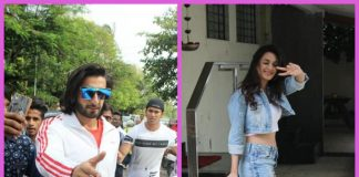 Ranveer Singh mobbed by fans, Kiara Advani photographed on a casual outing