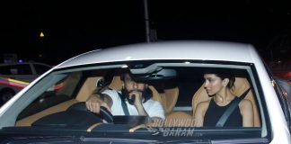 Ranveer Singh rings in his birthday with Deepika Padukone in a new Aston Martin! – Photos
