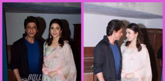 Shah Rukh Khan and Anushka Sharma promote Jab harry Met Sejal on sets of Taarak Mehta Ka Ooltah Chashmah