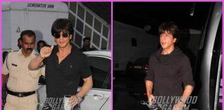 Shah Rukh Khan promotes Jab Harry Met Sejal  sans Anushka Sharma