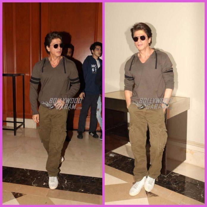 Shahrukh Khan JHMS