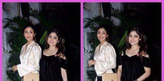 Shamita Shetty and Shilpa Shetty spend quality time over dinner