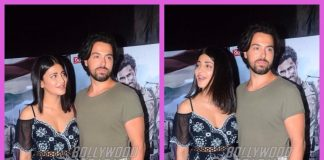 Shruti Haasan attends special screening of Raag Desh with rumoured beau Michael Corsale