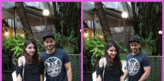 Photos – Soha Ali Khan and Kunal Khemu go baby stuff shopping!