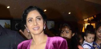 Sridevi looks glamorous as she promotes MOM post release – Photos