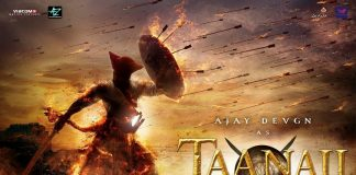 Ajay Devgn unveils the first poster of Taanaji – The Unsung Warrior!