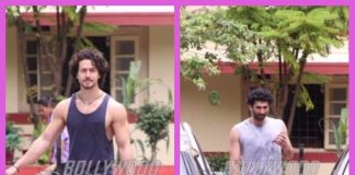 Bollywood celebrities gym diary – Tiger Shroff and Aditya Roy Kapur sweat it out!