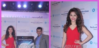 Urvashi Rautela launches new collection by Nakshatra