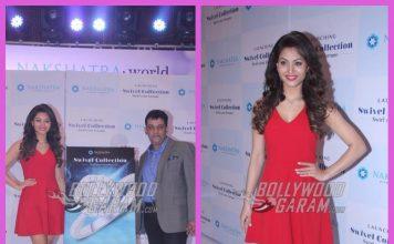 Urvashi Rautela launches new collection by Nakshatra