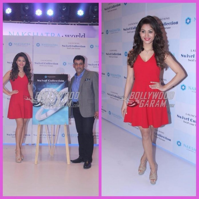 Urvashi Jewellery event