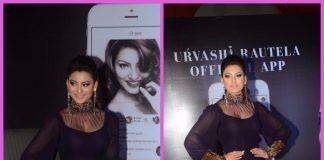 Urvashi Rautela launches The Urvashi Rautela Official App to get closer to fans – Photos