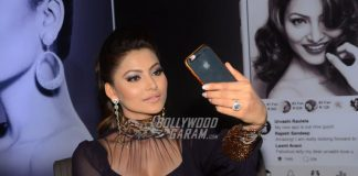 Video – Urvashi Rautela dazzles at launch of the Urvashi Rautela Official App!