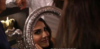 Vaani Kapoor snapped at a jewelry collection launch event – Photos