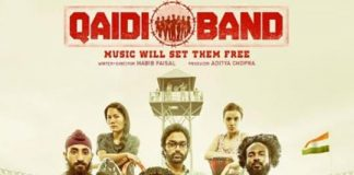 Aadar Jain and Anya Singh look impressive in Qaidi Band posters