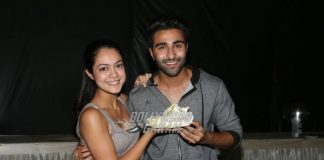 Aadar Jain celebrates his birthday with co-star Anya Singh! – Photos