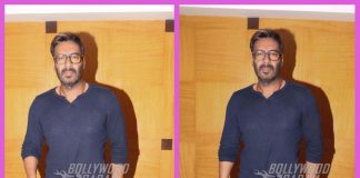 Ajay Devgn is finally back with Baadshaho promotions