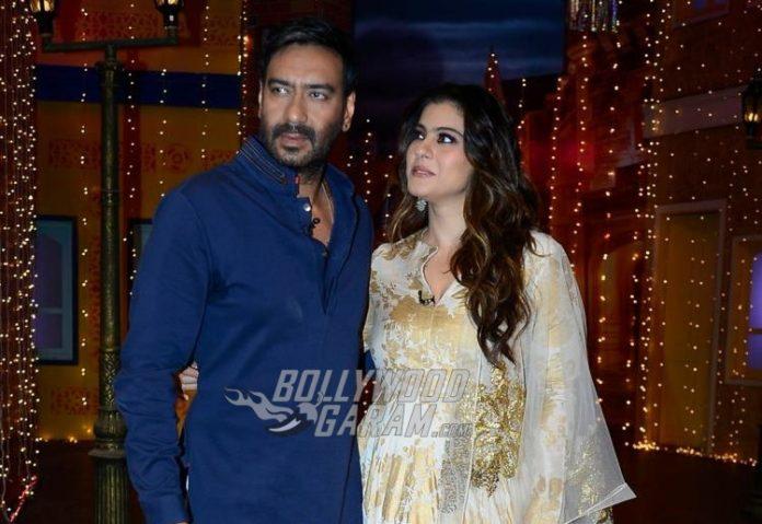Ajay and kajol-1