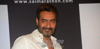 Ajay Devgn promotes Sai International Marathon, Shirdi – Photos