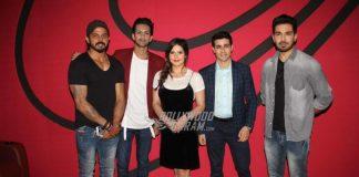 Abhinav Shukla, Zareen Khan and others launch Aksar 2 trailer