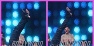 Akshay Kumar stuns audience with a headstand on Dance Plus