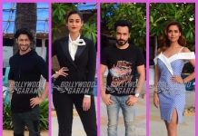Ileana D'Cruz, Esha Gupta, Vidyut Jammwal and Emraan Hashmi promote Baadshaho