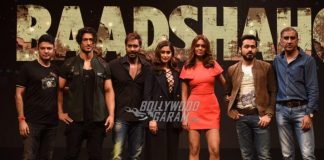 Makers of Baadshaho kickstart promotions of their latest film