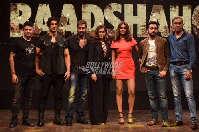 Baadshaho promotions-1
