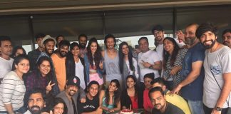 Disha Patani and Tiger Shroff begin shooting for Baaghi 2