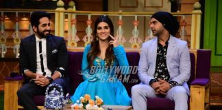 Bareilly Ki Barfi team appears for movie promotions on sets of The Kapil Sharma Show