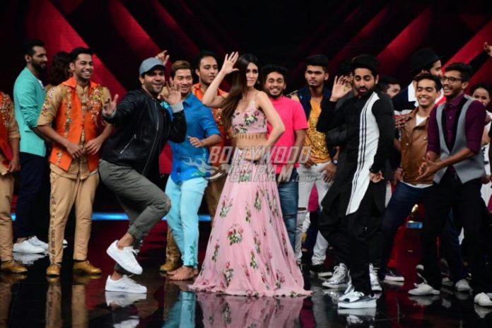 Bareilly Ki Barfi dance plus-8
