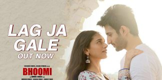 Makers of Bhoomi drop a romantic track – Lag Ja Gale
