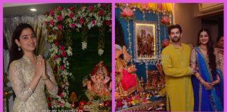 Bollywood marks the beginning of Ganesh festival – Photos
