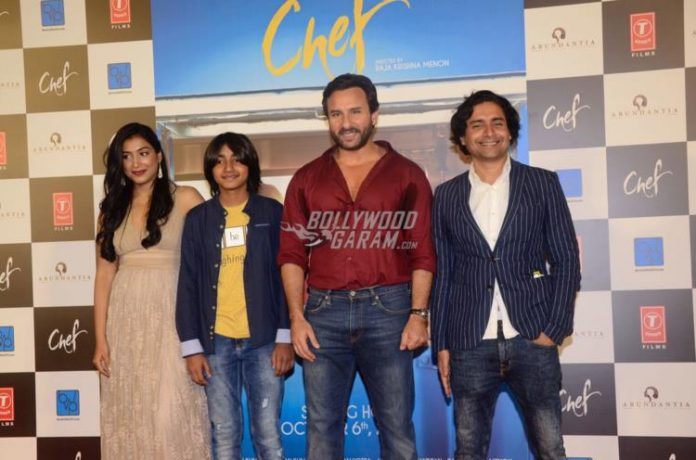 Chef official trailer launch -4