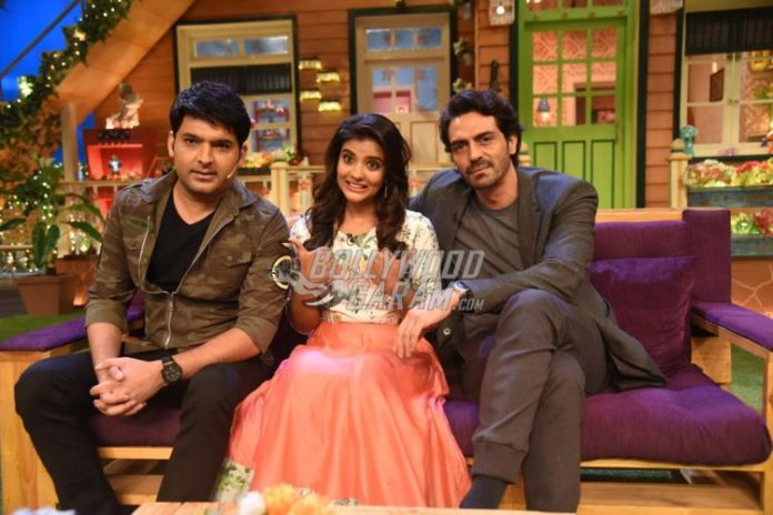 Daddy kapil sharma-1
