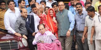 Dilip Kumar discharged from hospital after a week