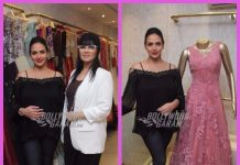 Esha Deol shops for her upcoming baby shower and is all set to be the new mum
