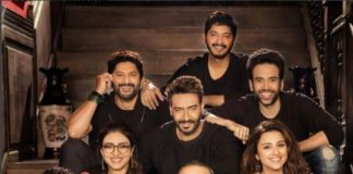 Golmaal Again team wraps up shoot, confirms actor Arshad Warsi