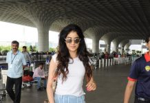 Fresh face Jhanvi Kapoor has a seemingly assuring future in B Town