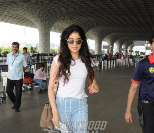 Fresh face Jhanvi Kapoor has a seemingly assuring future in B Town