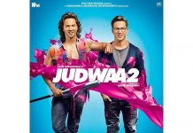 Judwaa 2 first poster unveiled with Varun Dhawan's double avatars