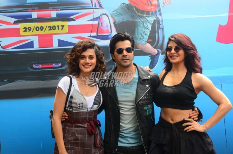 Trailer: Get Ready for Varun Dhawan Times 2 in Judwaa 2