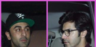 Varun Dhawan, Aditya Roy Kapur, Arjun Kapoor and others party with Karan Johar