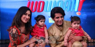 Karanvir Bohra brings his adorable twin daughters on India's Best Judwaah