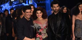Lakme Fashion Week Winter/Festive 2017: Jacqueline Fernandez and Aditya Roy Kapur turn showstoppers for Manish Malhotra
